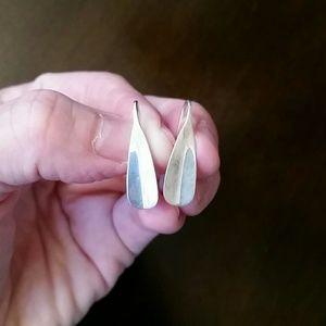 Jewelry - Silver Drop Earrings
